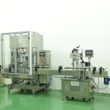 Mzh-F4 Automatic Paste Shampoo Detergent Gel Water Ketchup Liquid Filling Machine