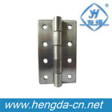 Fashion Furniture Hardware Fittings Door Stainless Steel Butt Hinge (YH9384)