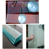 Hot Painted Art Furniture Shellf Tempered Glass /Toughened Glass Shellf Glass