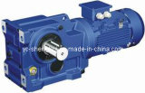 K Series Spiral Bevel Gear Reducer/ Planetary Reduction Gearbox/ Reducer