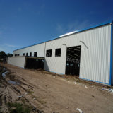 China New Steel Structure Warehouse and Workshop with Multi-Span