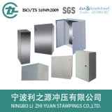 Galvanized Plate Sheet Metal Electrical Enclosure