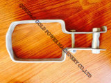 Wire Tensioner Collar Concrete Pole Hail Protection Accessory