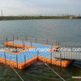 Different Size HDPE Pontoon Build Floating Jet Ski Dock