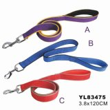 Strong Nylon Dog Leash with Soft Handle (YF83475)