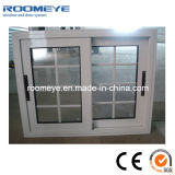 Factory Price Customized High Quality Double Glass Aluminium/Aluminum Alloy Profile Sliding Window with Grill