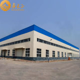 Prefabricated Steel Structure Plant (SS-400)