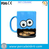 Monster Design Ceramic Custom Cookie Mug