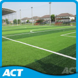 High Quality Bicolors Football Grass, Synthetic Grass for Soccer Fields