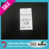 Factory Customized Main Clothing Printed Label