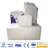 Disposable Medical Nonwoven Gauze Swab