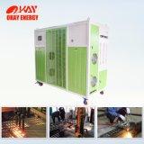Brown Gas Oxy Hdyrogen Generator Cutting Machine
