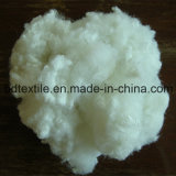 Recycled Polyester Hollow Conjugated Short Cut Crimped Fiber 12dx51 Siliconized Filling Material with Super