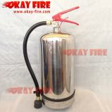 Okay Fire 6L Foam Fire Extinguisher (Stainless Steel) (SS-F6)