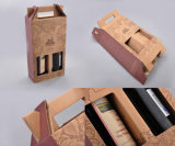Corrugated Cardboard Wine Packaging Boxes for Sale, Wine Carry-on Box