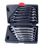 12PCS Flexible Gear Wrench Tool Set (FY1012B3-1)
