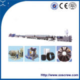 HDPE Pipe Plastic Extrusion Machinery