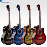 38inch Beginner Guitar Stringed Music Instruments