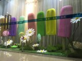 Children's Day Display Props Carving Ice Cream Popsicle Props Creative Decoration