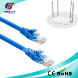 Cat5e UTP4 Patch Cord RJ45 for Data Communication
