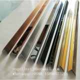 High Quality Metal Trim Stainless Steel Wall Trim for Protecting & Decorating