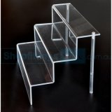 Clear and High Quality Acrylic Shoes Display Stand