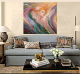 Cheap High Quality Abstract Figure Diamond Painting Crystal on Canvas
