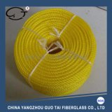 High Quality High Tensile Polyethelene Braided Rope for Shipping Boat