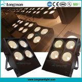 Four Eye White 4X100W LED COB PAR Light for Stage