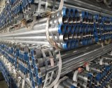 ASTM A53/BS1387 Threaded and Coupled Hot Dipped Galvanized Steel Pipe (GI-61)