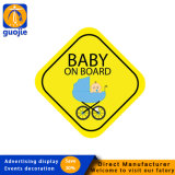 Creative Car Warning Signs Baby on Board for Safety