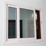 Aluminium Thermal Break Profile Cost-Effective Double Glazed Round Awning As2047 Standard Sliding Casement Windows