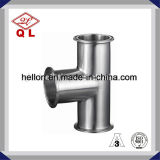 Sanitary Stainless Steel Pipe Fitting Tee