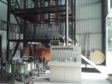 China Factory Supply Automatic Vertical Foam Making Machine for Foaming Production Line