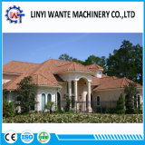 Light Weight Galvanized Steel Sheet Stone Coated Metal Milano Roof Tile