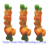 Green Tea Flavor Dental Bonetwined by Chicken Pet Dog and Cat Food Manufacturer