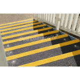 GRP Nosing/Flat Strip/Deceleration Strip/Building Material/Fiberglass/
