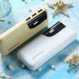 Portable 20000mAh External Power Bank Battery Charger 3 USB Ports