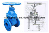 Non-Rising Stem Resilient Soft Seated Gave Valve ANSI 125/150