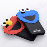 Cute Design 3D Silicone Case for Cellphone