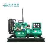 Hot Product Powered by Weichai Hf Series 50kVA 40kw Marine Diesel Generator Set