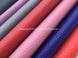 Classical Lychee Grain PVC Synthetic Leather for Bag