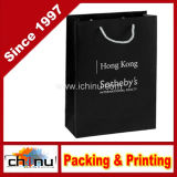 Professional Customized Paper Shopping Bag for Packaging (3236)