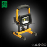 Colshine 10W-50W IP44 LED Rechargeable Portable Emergency Floodlight with Battery
