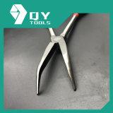 "Hot Sales Carbon Steel 11"" Long Reach Pliers 30 Degree, Long Nose Pliers, Bent Nose Pliers Hand Tools"