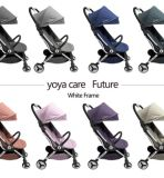 Disign for Baby Confortable Lightable Easy Be Folded Multicolor Pram