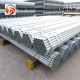 Galvanized Steel Pipe Gi Circular Hollow Section Steel Tubes