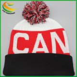 Best Price Wholesale High Quality 100% Acrylic Striped Knitted Hat