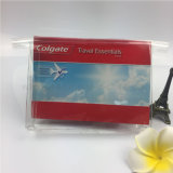 Travel Essentials Pack PVC Clear Holder