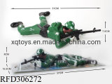 Wholesale Cheap Plastic Electric Climb Soldiers Toy